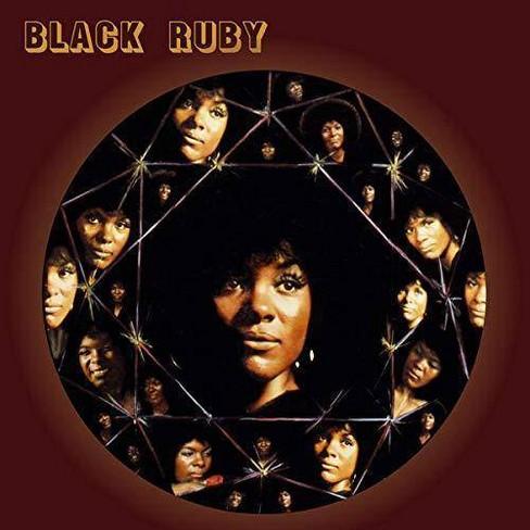Andrews Ruby - Black Ruby (CD) - image 1 of 1