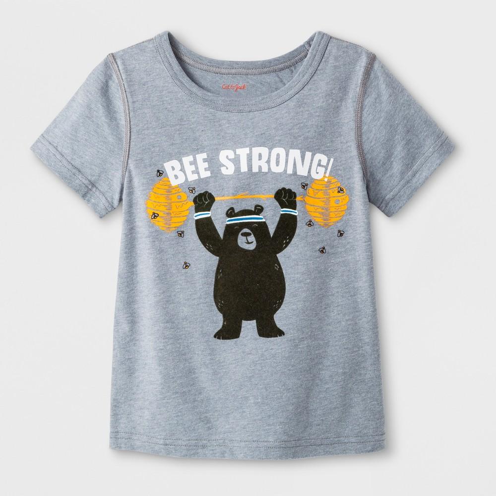 Toddler Boys' Adaptive Short Sleeve