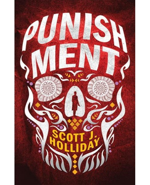 Punishment -  Reprint (Detective Barnes) by Scott J. Holliday (Paperback) - image 1 of 1