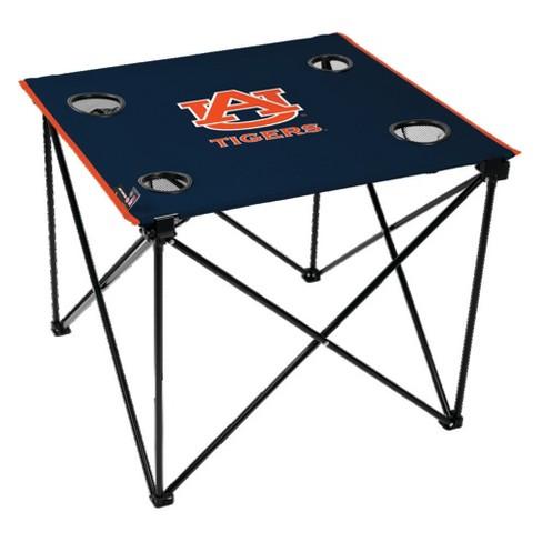 NCAA Auburn Tigers Portable Table - image 1 of 1