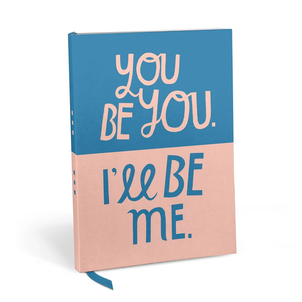 Image of Emily McDowell Lined Journal Soft Cover You Be You...