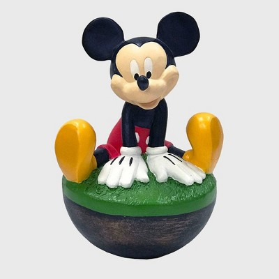 """Disney Mickey Mouse 9"""" Wobble Resin Statue"""