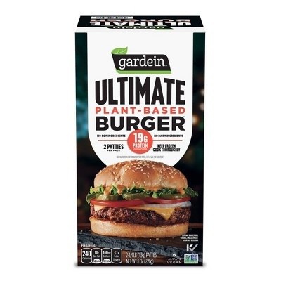 Gardein Frozen Ultimate Burger - 2ct/8oz
