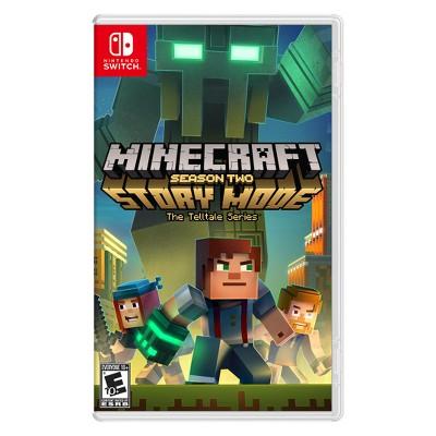 Minecraft - Story Mode Season 2 - Nintendo Switch