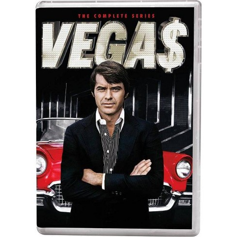 Vega$: The Complete Series (DVD) - image 1 of 1