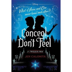 Frozen Twisted Tale - (Twisted Tale) by Jen Calonita (Hardcover)