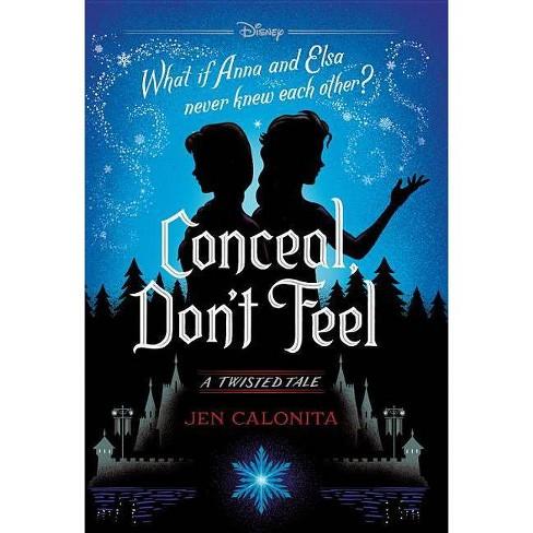 Frozen Twisted Tale - (Twisted Tale) by Jen Calonita (Hardcover) - image 1 of 1