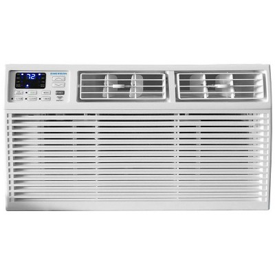 Emerson Quiet Kool 8,000 BTU 115V SMART Window Air Conditioner EARC8RSE1 with Remote Wi-Fi and Voice Control
