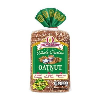 Brownberry Oatnut Bread - 24oz
