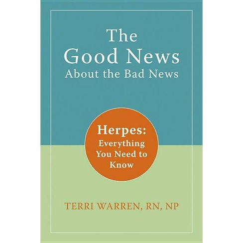 The Good News about the Bad News - by  Terri Warren (Paperback) - image 1 of 1