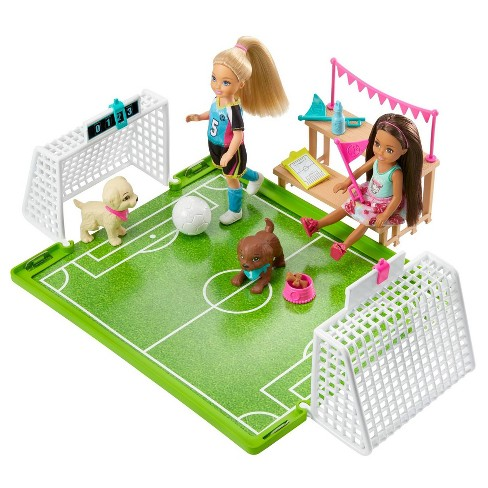 Barbie Chelsea Soccer Playset - image 1 of 4