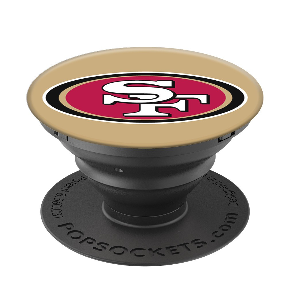 NFL San Francisco 49ers Helmet Popsocket