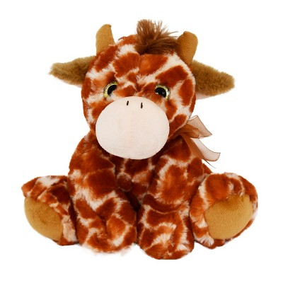 Jungle Friends Giraffe Stuffed Animal