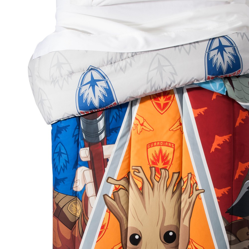 Image of Guardians of the Galaxy Comforter (Twin)