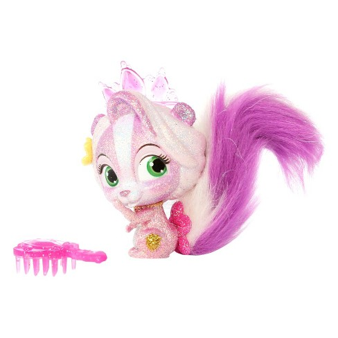 Disney Princess Palace Pets Glitzy Glitter Friends – Rapunzel's Skunk Meadow - image 1 of 5