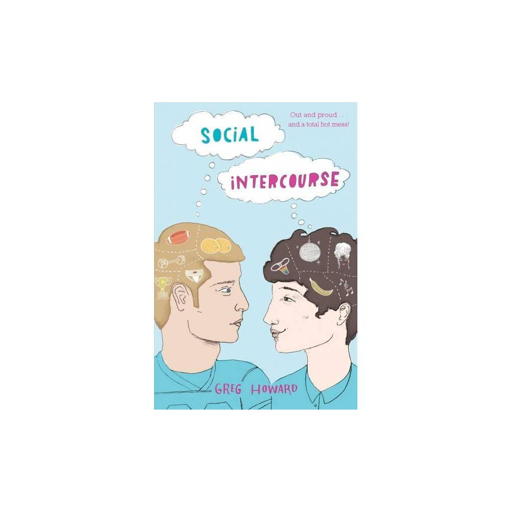 Social Intercourse - Reprint by Greg Howard (Paperback)