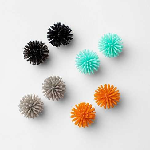8ct Mini Spiky Ball Halloween Party Favors - Hyde & EEK! Boutique™ - image 1 of 1