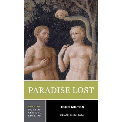 Paradise Lost - (Norton Critical Editions) 2 Edition by  John Milton (Paperback) - image 1 of 1
