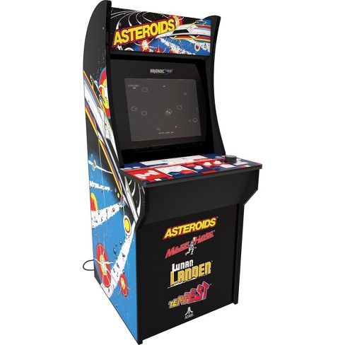 Arcade1Up Asteroids at Home Arcade Game - image 1 of 4