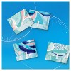 Always Infinity FlexFoam Pads without Wings - Super Absorbency - Unscented - Size 2 - 32ct - image 4 of 4