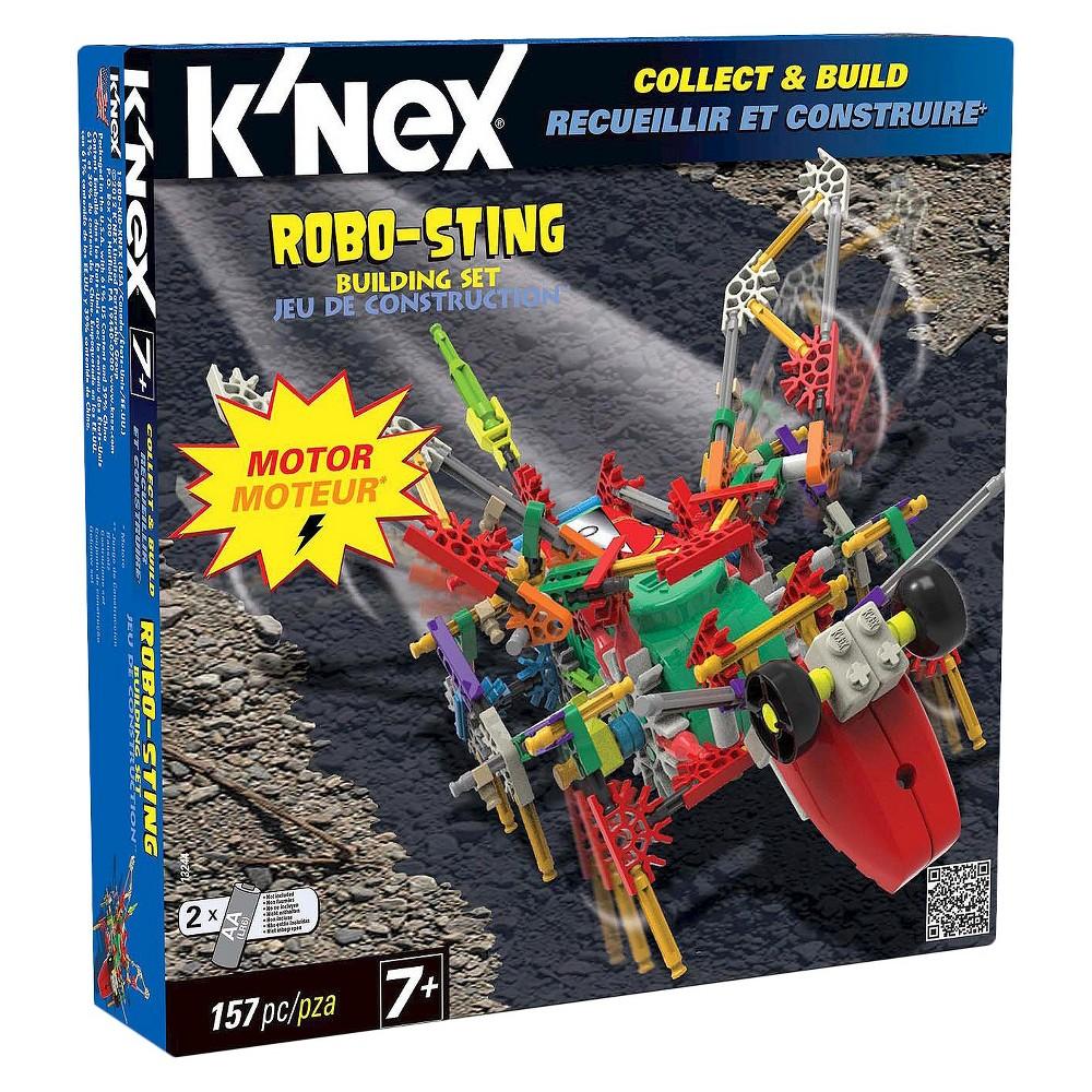 K'nex Robo Creatures - Sting Building Set