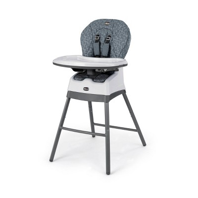 Chicco Stack 1-2-3 High Chair - Dots