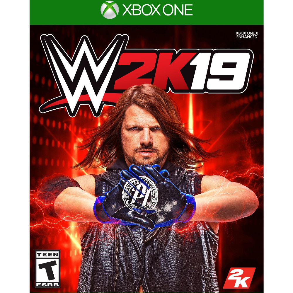 2K Wwe 2K19 - Xbox One, Video Games