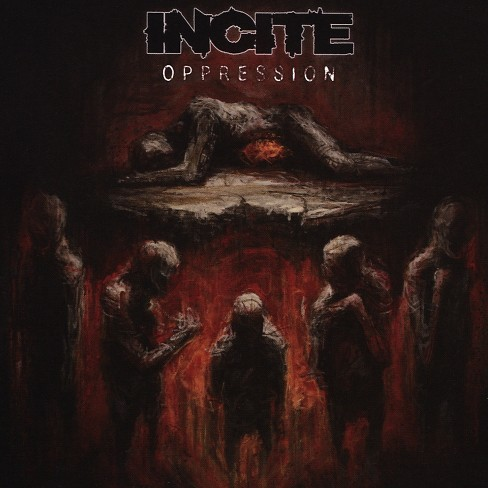 Incite - Oppression (CD) - image 1 of 1