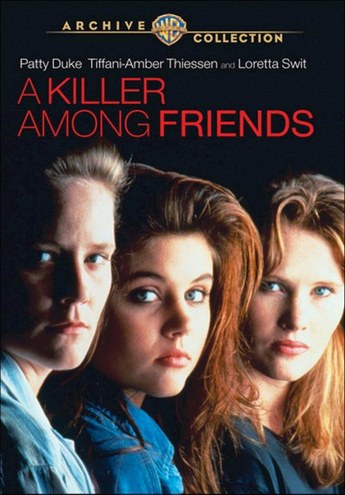 Killer among friends (Aka friends for (DVD) - image 1 of 1