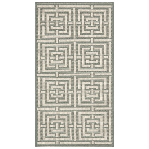 Cagliari Patio Rug - Safavieh® - image 1 of 1