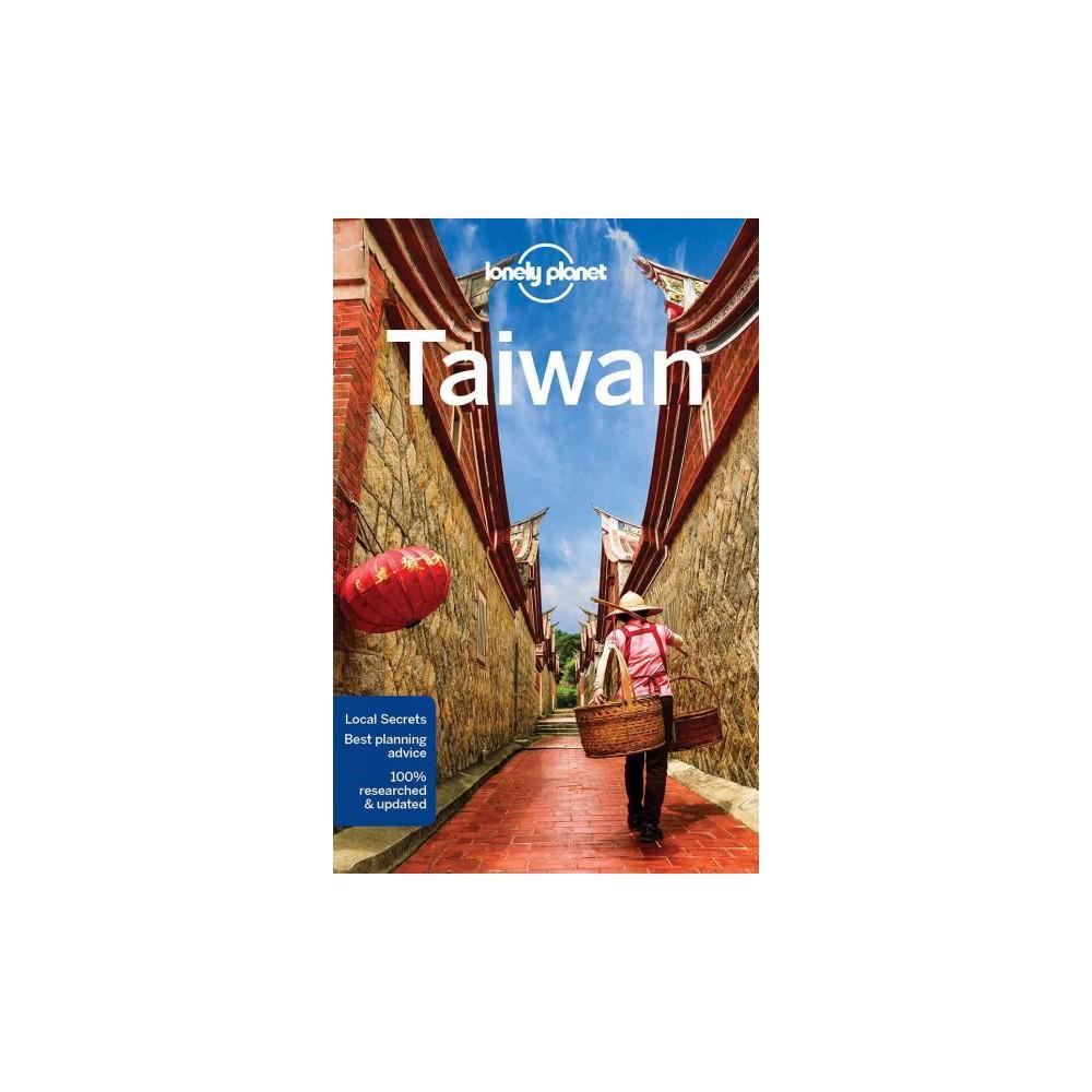 Lonely Planet Taiwan (Paperback) (Piera Chen & Dinah Gardner)