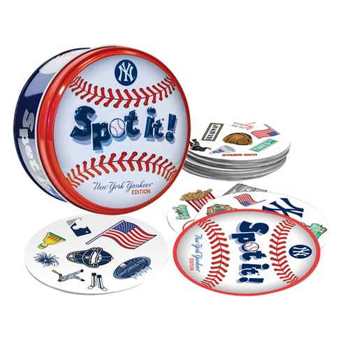 MLB Spot It Card Game - image 1 of 2