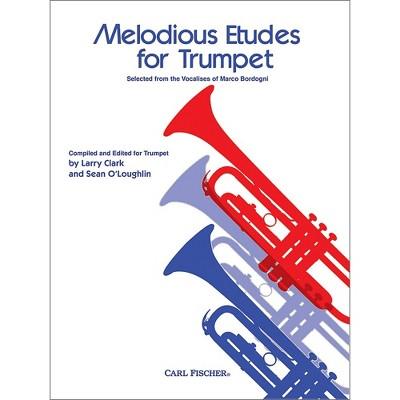 Carl Fischer Melodious Etudes for Trumpet