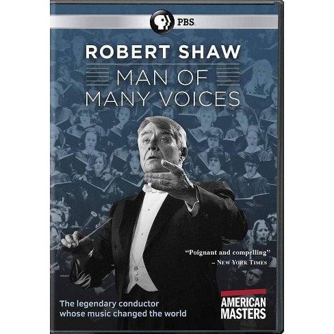 American Masters: Robert Shaw - Man of Many Voices (DVD) - image 1 of 1