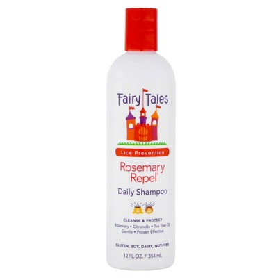 Shampoo & Conditioner: Fairy Tales Lice Prevention