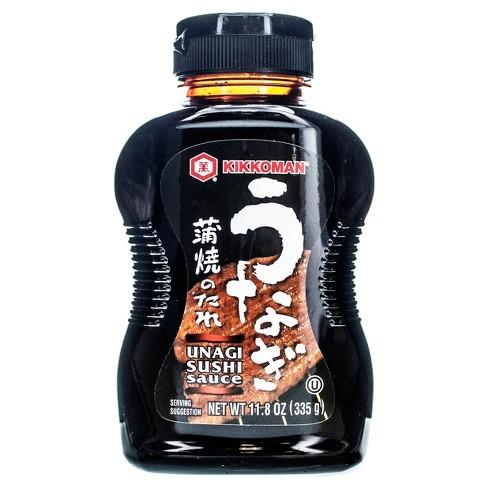 Kikkoman Sushi Unagi Sauce - 11.8oz - image 1 of 3