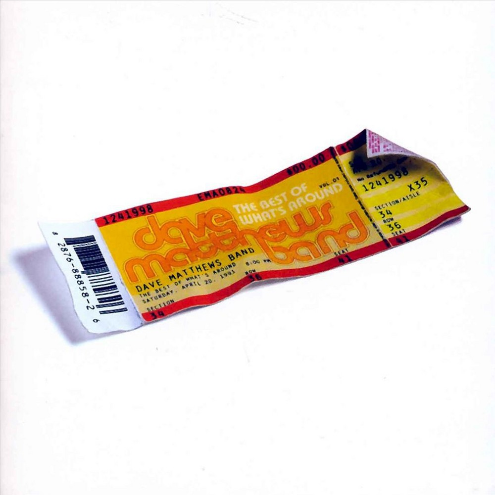 Dave Matthews Band - The Best of What's Around, Vol. 1 (CD)