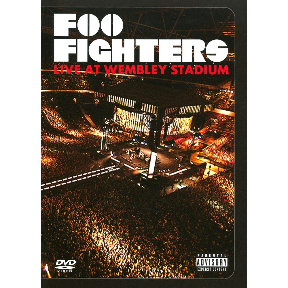 Foo Fighters:Live At Wembley Stadium (Dvd)