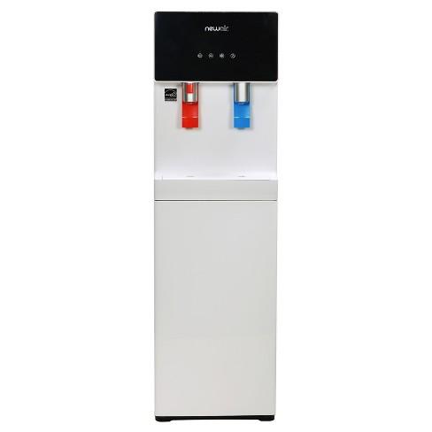 "NewAir 41"" BPA Free Hot/Cold Bottom Loading Water Dispenser - White WAT40W - image 1 of 12"