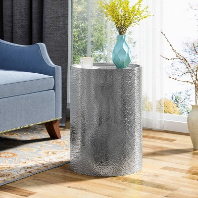 Braeburn Modern Round Accent Table - Christopher Knight Home : Target
