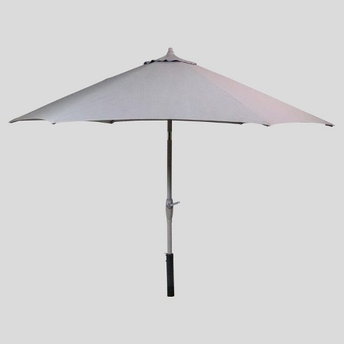 9' Round Patio Umbrella Ash Pole - Project 62™ - image 1 of 3