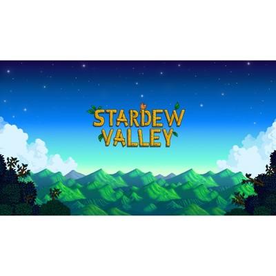 Stardew Valley - Nintendo Switch (Digital)