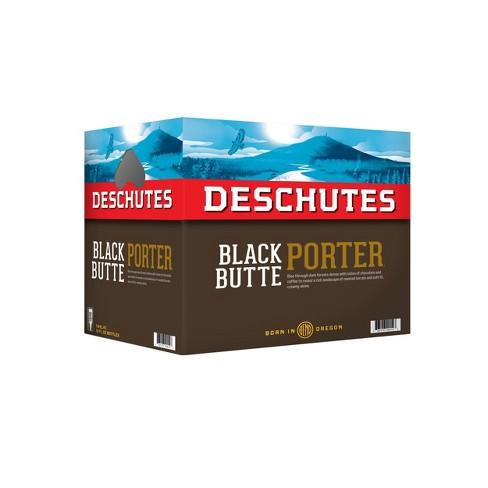 Deschutes Black Butte Porter Beer - 12pk/12 fl oz Bottles - image 1 of 1