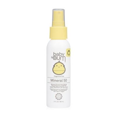 Baby Bum Sunscreen Spray SPF 50 - 3 fl oz