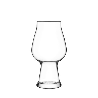 Luigi Bormioli 20.25 Ounce Birrateque Stout Glass, Set of 2