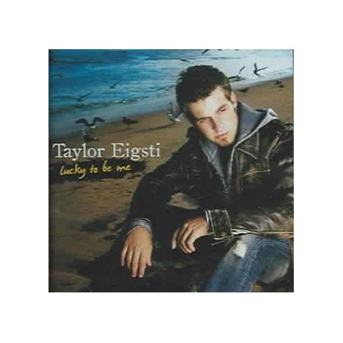 Eigsti - Lucky To Be Me (CD) - image 1 of 1