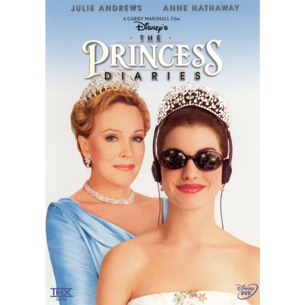 The Princess Diaries (P&s) (dvd_video)