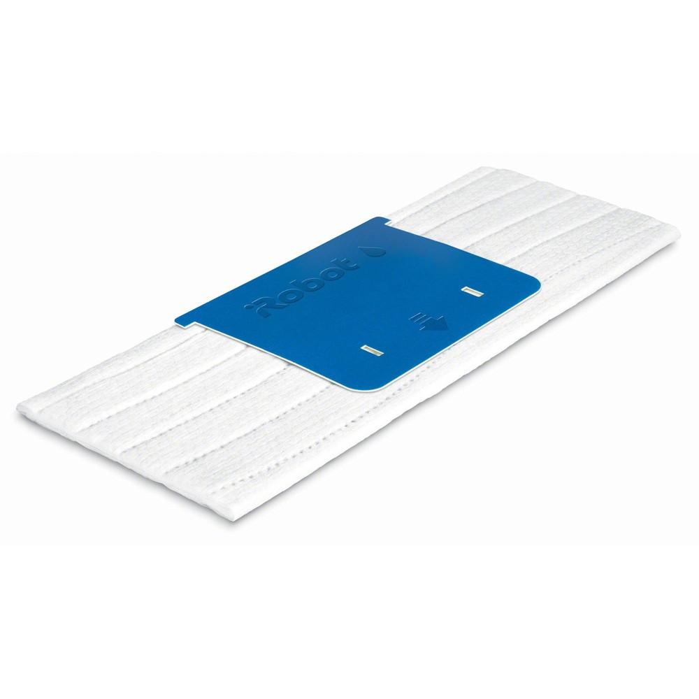 Image of iRobot Braava jet m Series Wet Mopping Pads (7pk), White