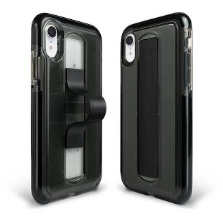BodyGuardz Apple iPhone XR SlideVue Case - Smoke