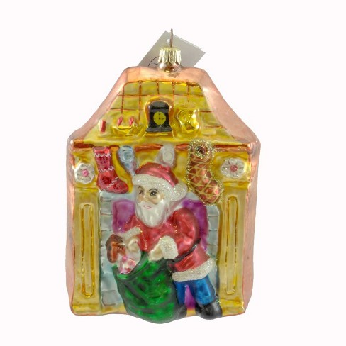 Christopher Radko Return Engagement Ornament Christmas Santa - image 1 of 2